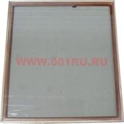 Рамка деревянная, нестандартная 25*38 (для фото, вышивки, рукоделия)