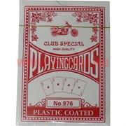 "Карты ""Playing cards"" 54 шт"