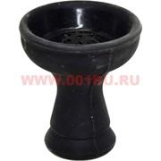Чашка для кальяна силиконовая черная
