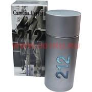 Парфюмированная вода Carolina Herrera «212 Men» 100 мл мужская