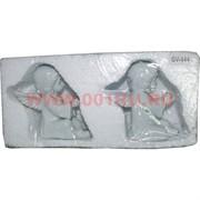 Ангелочки из фарфора (GV-444) с жемчужиной (стразы)