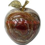 Яблоко из оникса 12 см (4 дюйма)