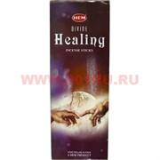 Благовония HEM Divine Healing (Божественное излечение) 6шт/уп, цена за уп