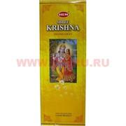 Благовония HEM Shree Krishna (Шри Кришна) 6шт/уп, цена за уп