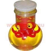Лизун «осьминог» (501) с подсветкой 12 шт/уп (96 шт/кор)