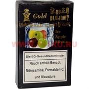 """Табак для кальяна Al Ajamy Gold 50 гр """"Ice Apple Mixata"""" (альаджами микс яблок лед)"""