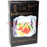 "Табак для кальяна Al Ajamy Gold 50 гр ""Ice Tangerine Dream"" (аль аджами голд)"