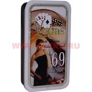 Табак для кальяна Vegas 100 гр «69 Pleasure» вегас
