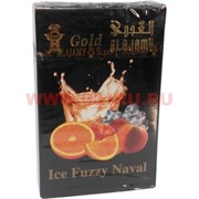 "Табак для кальяна Al Ajamy Gold 50 гр ""Ice Fuzzy Naval"" (альаджамиголд)"