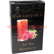 "Табак для кальяна Al Ajamy Gold 50 гр ""Ice Tea Raspberry"" (альаджамиголд)"