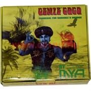 Уголь для кальяна Mya 16 кубиков Genie Coco кокосовый