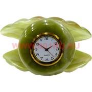 Часы «Жемчужина» из оникса средние (3 дюйма)