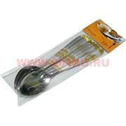 Ложки чайные металлические (651) коробка 1200 шт