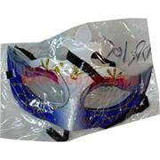 Маска новогодняя (карнавалы, вечеринки) DR105, цена за 12 шт