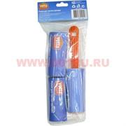 Ролик для чистки одежды Vetta+2 сменных блока, 96 шт/кор
