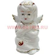 Ангелочек из фарфора (KH-845) 9 см
