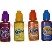 Жидкость Funta 30 мл 3 мг вкусы в ассортименте