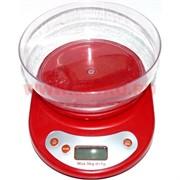 Весы электронные от 1 гр до 5 кг (от 2АА батареек) 24 шт/кор
