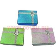 Коробочка для ювелирных изделий в ассортименте, цена за 12 шт