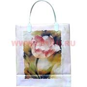 Пакет подарочный пластиковый 20х25 см, 30 шт\уп