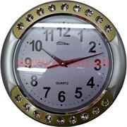 Часы настенные круглые в ассортименте
