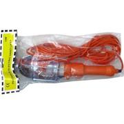 Переносная электрическая лампа (провод 20 м) 25 шт/кор
