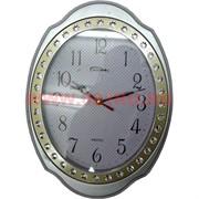 Часы настенные овальные в ассортименте