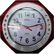 Часы настенные восьмиугольные