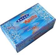 Благовония Satya Aastha (Астха) 12уп х 15 гр, цена за 12 уп