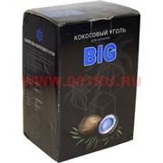 Уголь кокосовый Big 72 кубика для кальяна от Euro Shisha