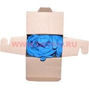 Латексные смотровые особопрочные перчатки UniMax M 50 шт (неопудренные, текстурированные, неанатомической формы)