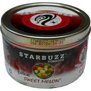 """Табак для кальяна оптом Starbuzz 250 гр """"Sweet Melon Exotic"""" (сладкая дыня) USA"""