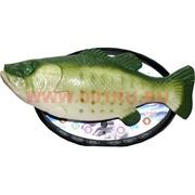 Интерактивная подвижная рыба, 3 цвета (поет, разговаривает, повторяет)