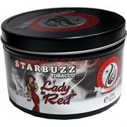 "Табак для кальяна оптом Starbuzz 250 гр ""Lady In Red Exotic"" (женщина в красном) USA"