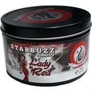 "Табак для кальяна оптом Starbuzz 100 гр ""Lady In Red Exotic"" (женщина в красном) USA"