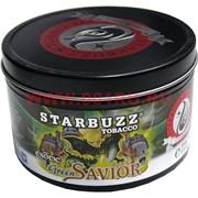 "Табак для кальяна оптом Starbuzz 100 гр ""Green Saviour Exotic"" (зеленый спаситель) USA"