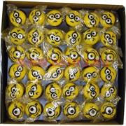 Кольца детские светящиеся «миньоны» цена за 36 штук