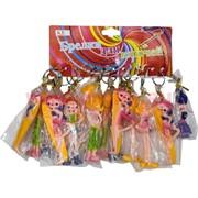 Брелок (KL-48A) куколки, цена за 120 шт (1200 шт/кор)