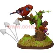 Игрушка музыкальная светильник «Попугай» 23 см