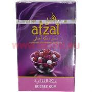 Табак для кальяна Afzal 50 гр Bubble Gum Индия (бабл гам) афзал табак купить