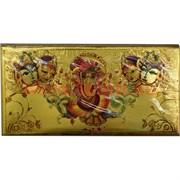 Конверт денежный золотой индийский цена за 10 шт