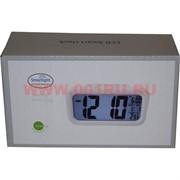 Часы настольные Smartlight (будильник, календарь, термометр)