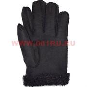Перчатки рабочие теплые черные