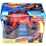 Машинка «Вспыш» и чудо-машинки красная большая