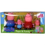 Игрушки Свинка Пеппа Peppa Pig семейка (резина, пластмасса)