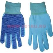 Перчатки рабочие цвета в ассортименте (Корея) 2 размера