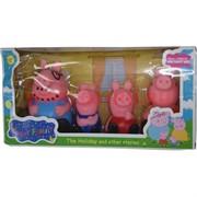 Игрушки Happy Family Свинка Пеппа и семья