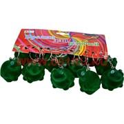 Брелок (KL-547) лягушка пищит, цена за 120 шт (1200 шт/кор)