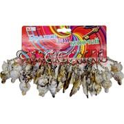 Брелок (KL-653) сова под кость, цена за 120 шт (1440 шт/кор)