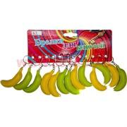 Брелок (KL-39) банан светящийся, цена за 120 шт (1200 шт/кор)